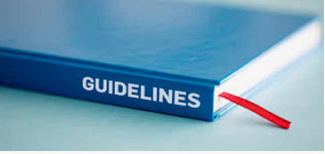CDC guidelines