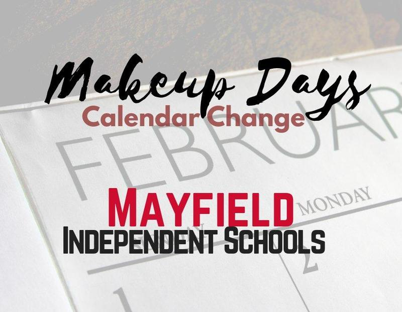 Mayfield Makup Days