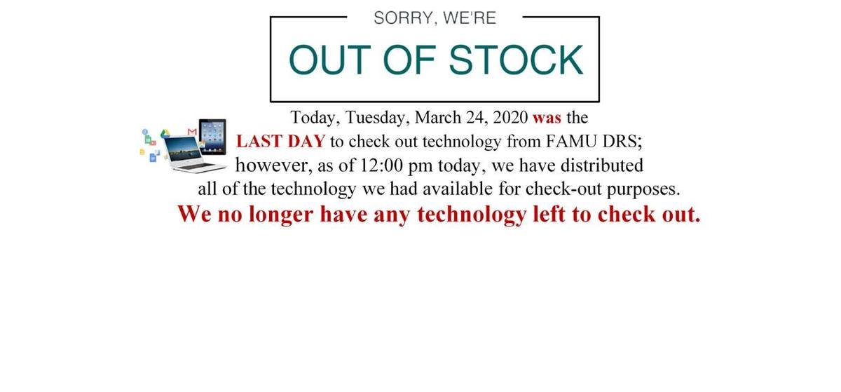 Out of Technology