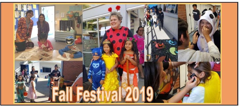 DeMille's Annual Fall Festival celebration