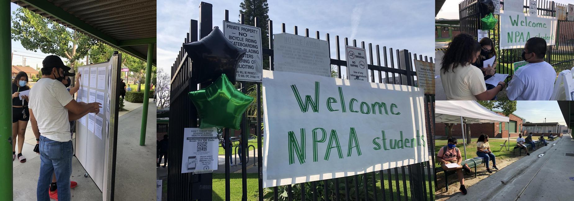 NPAA Summer School