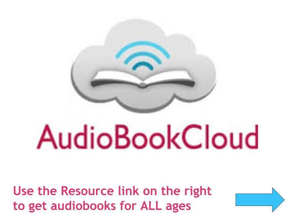 Get audiobooks from AudioBook Cloud