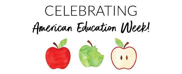 AMERICAN EDUCATION WEEK Featured Photo