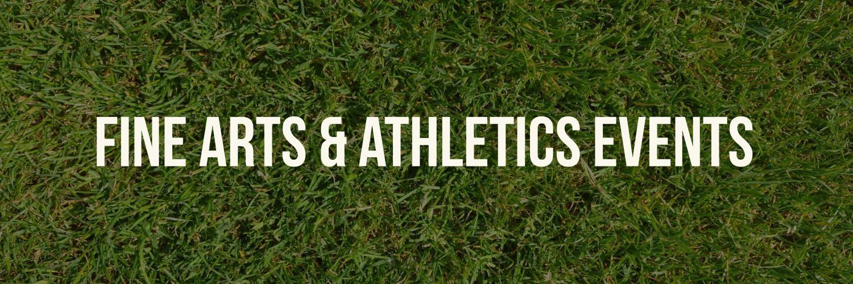 Athletic Calendario 2020.School Calendar Testing Fine Arts Athletics Events