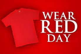 Wear red on Friday to celebrate yourself drug free!! Featured Photo