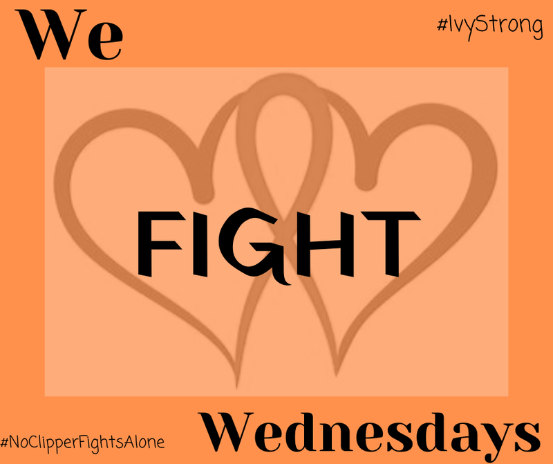 We Fight Wednesdays logo