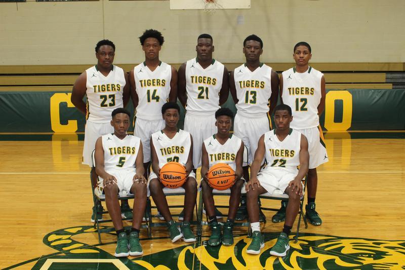 McComb High School JV and 9th Grade Boys Basketball Teams 2020-2021