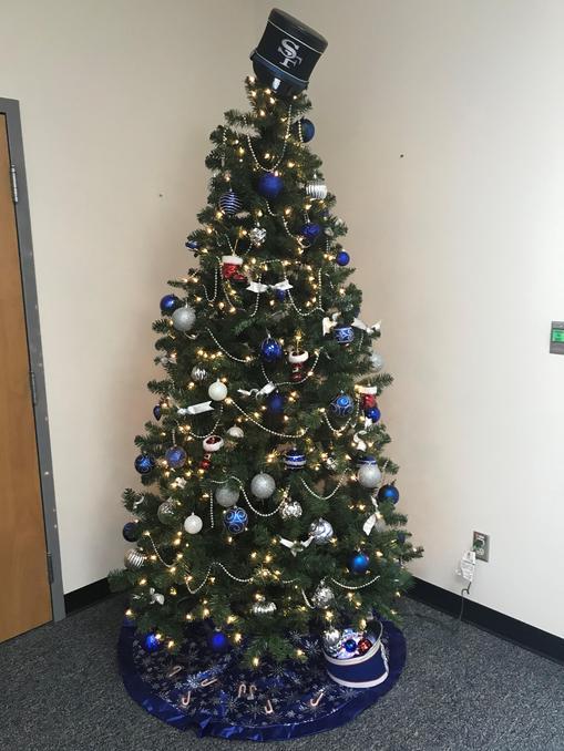 SFISD Christmas Tree