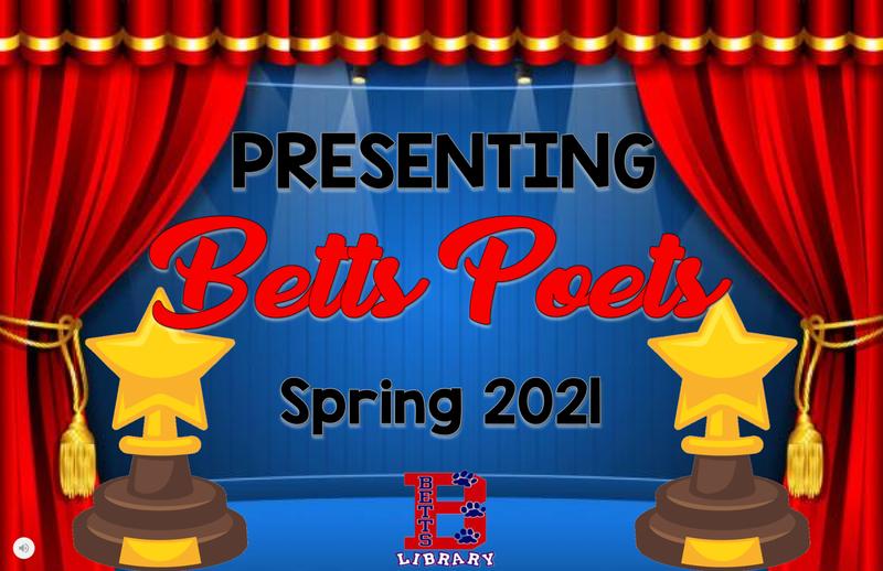 Image of Betts Poets 2021