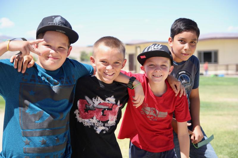 Electives Bring Balance For Lucerne Valley Elementary Students Featured Photo