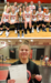 pictures of girls basketball team and wrestler lexi harris
