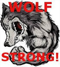 WOLF sTRONG