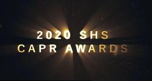CAPR Awards graphic