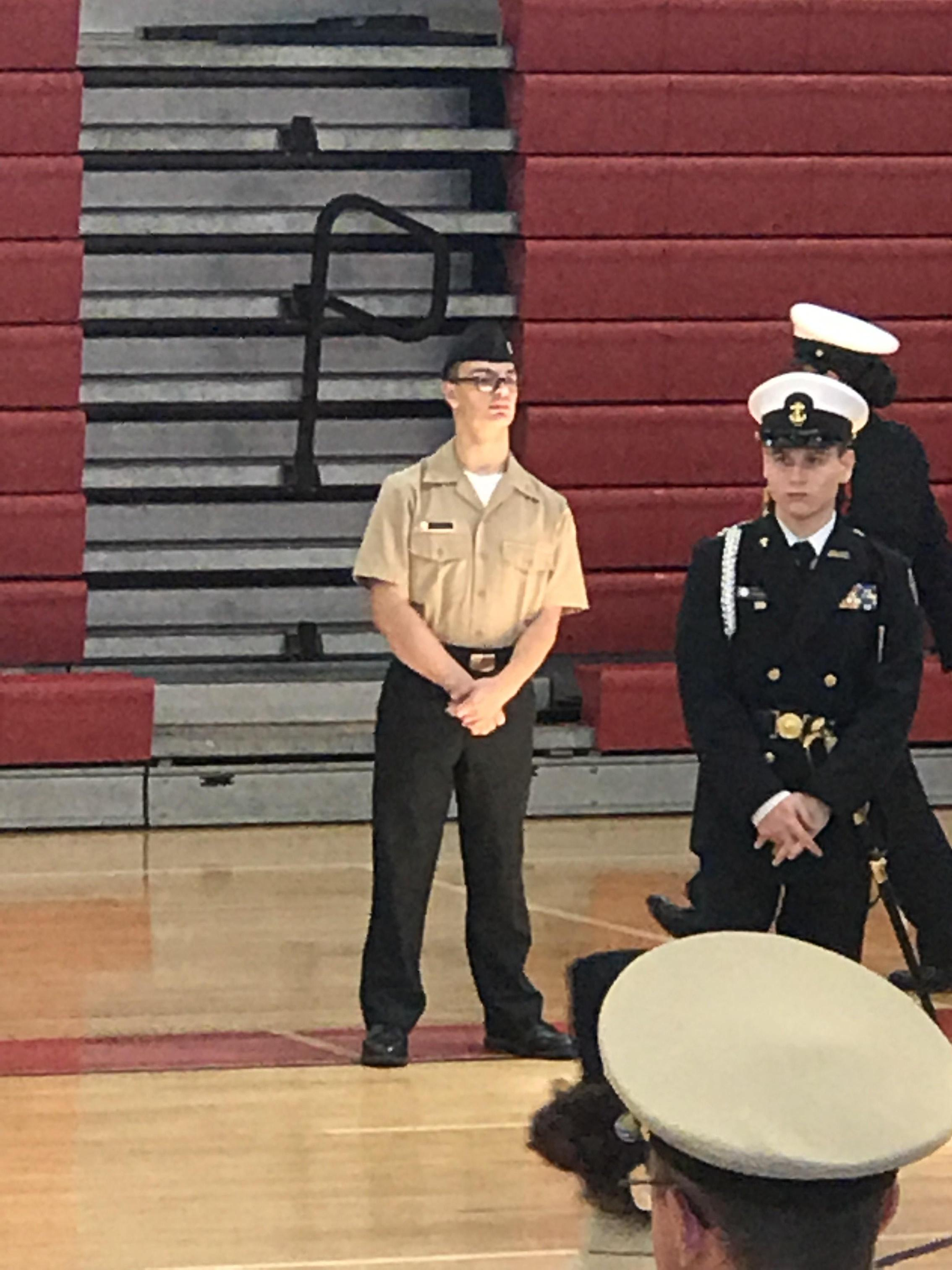 JROTC Awards