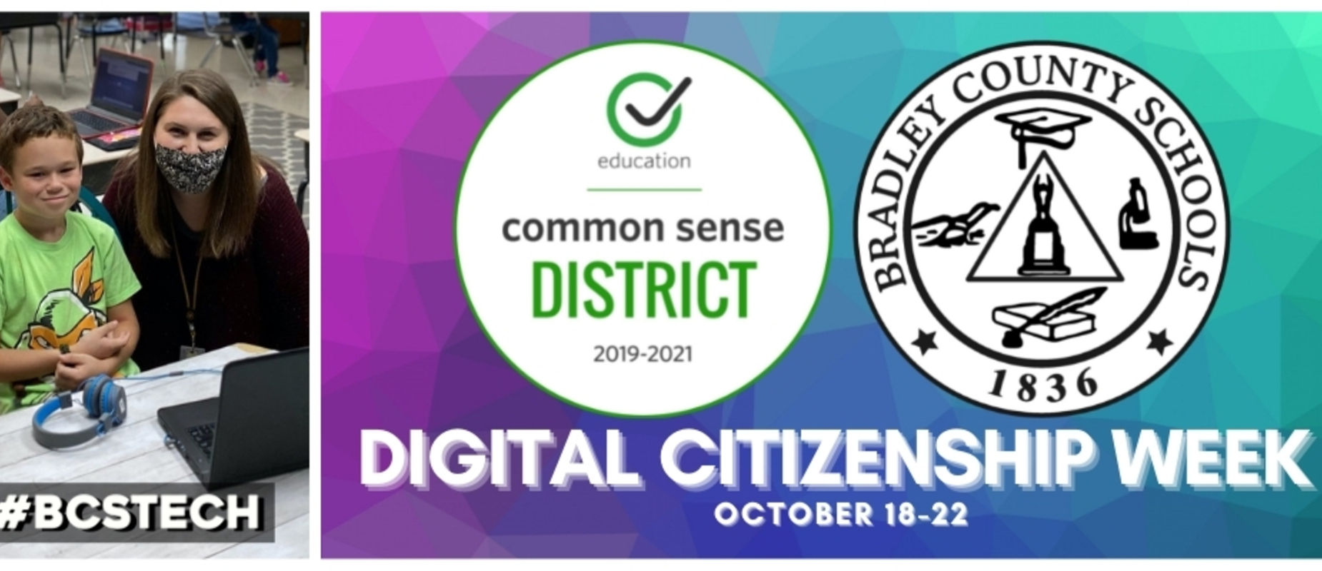 BCS Digital Citizenship Week Oct 18-22