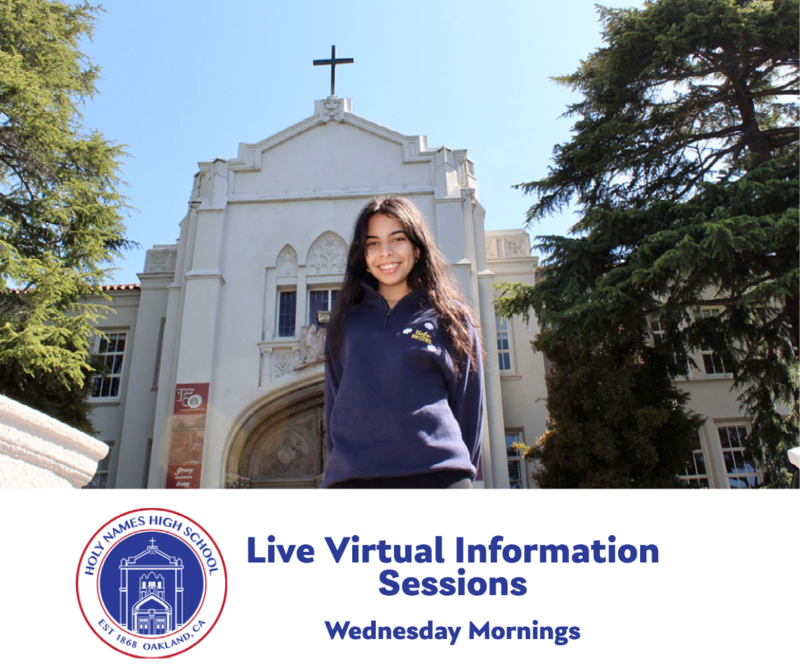 Live Virtual Information Sessions Thumbnail Image