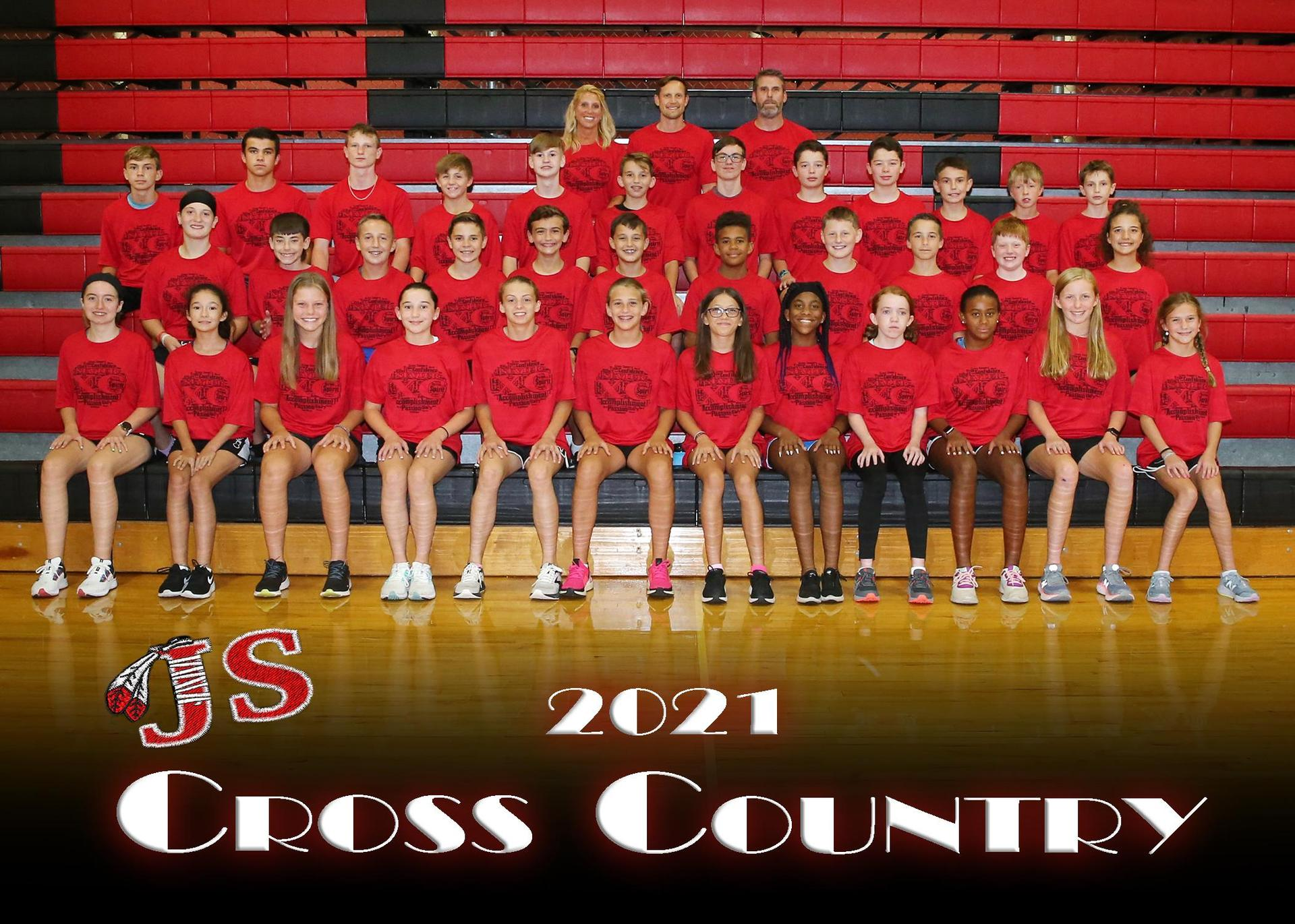 2021 Cross Country