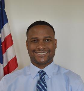 Head shot photo of new high school assistant principal, Mr. Brian Butler