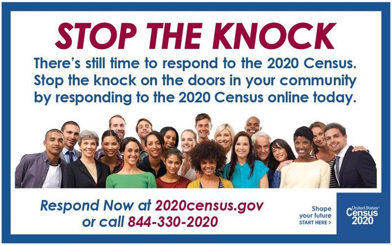 2020 Census Featured Photo