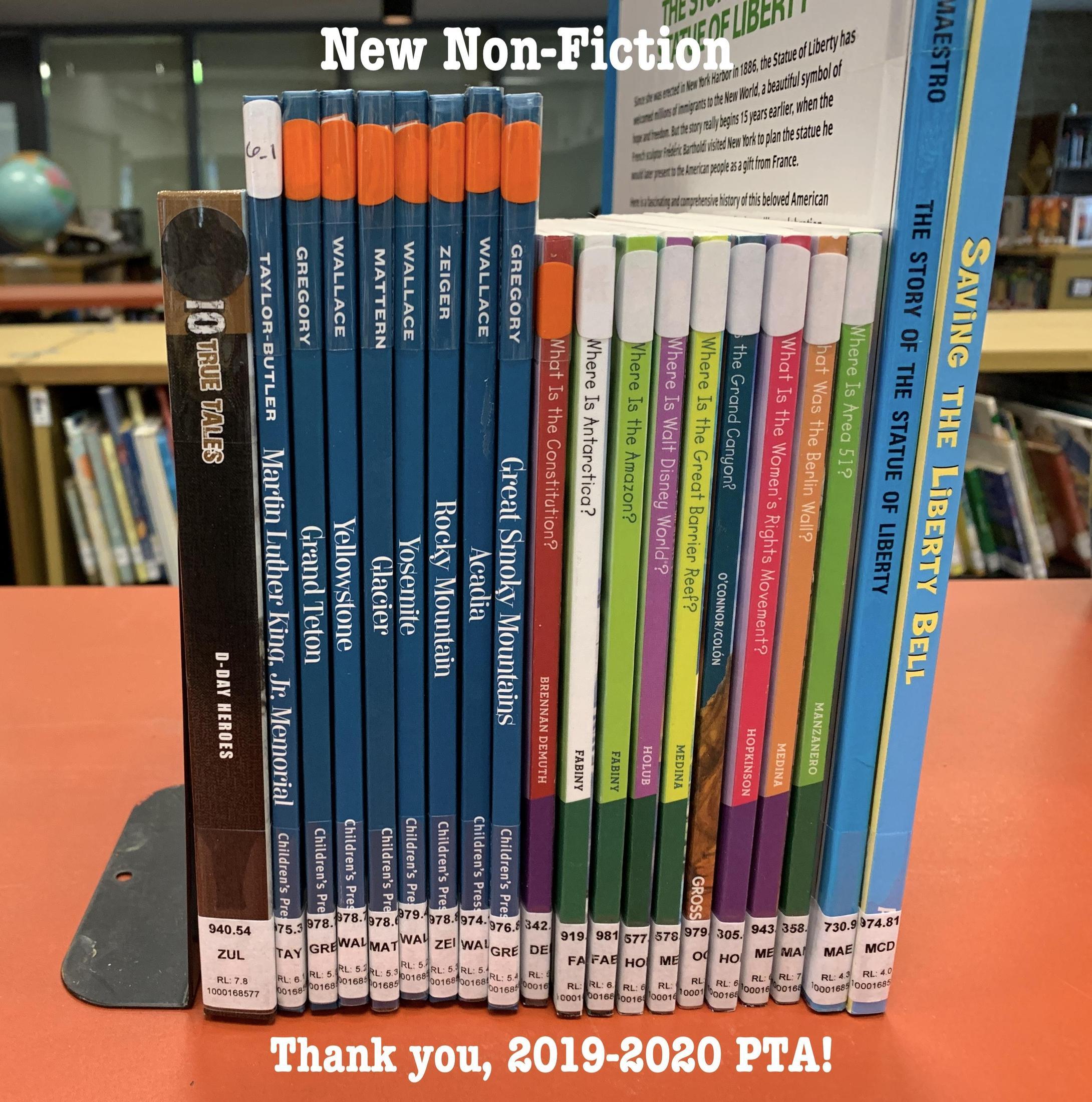 Thank you PTA (non-fiction)