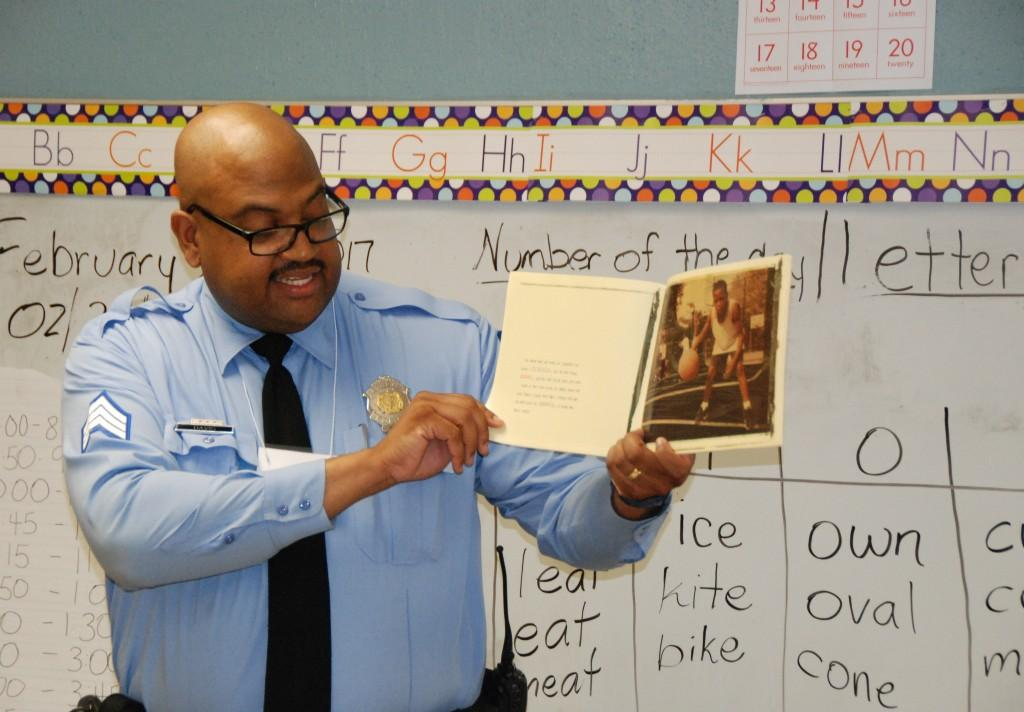 African American Read-In, February 2017