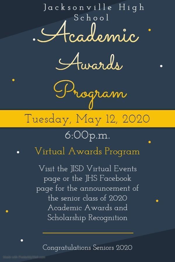 academic awards program