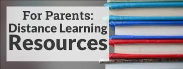 Distance Learning Resources for Parents Featured Photo