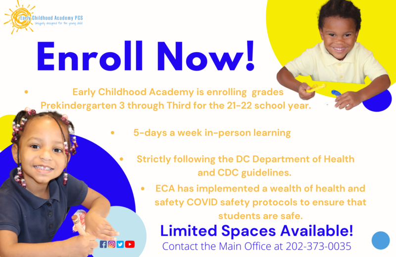 Enroll Now! Featured Photo