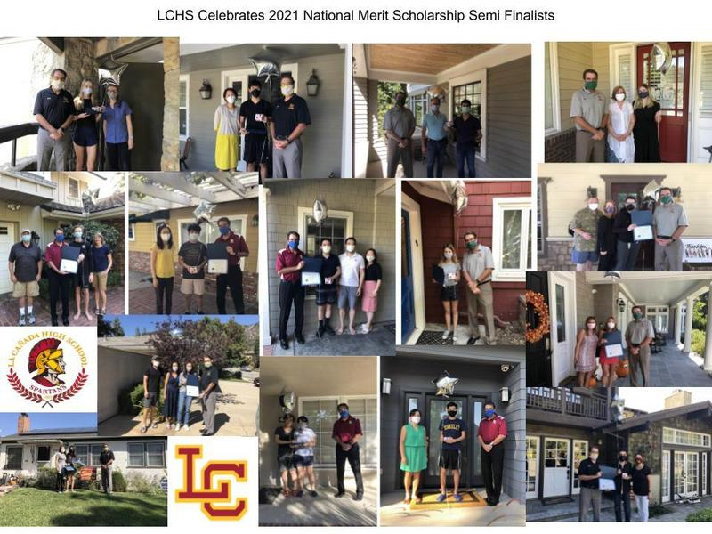 National Merit Semifinalists Announced - Congrats 15 LCHS Seniors! Featured Photo