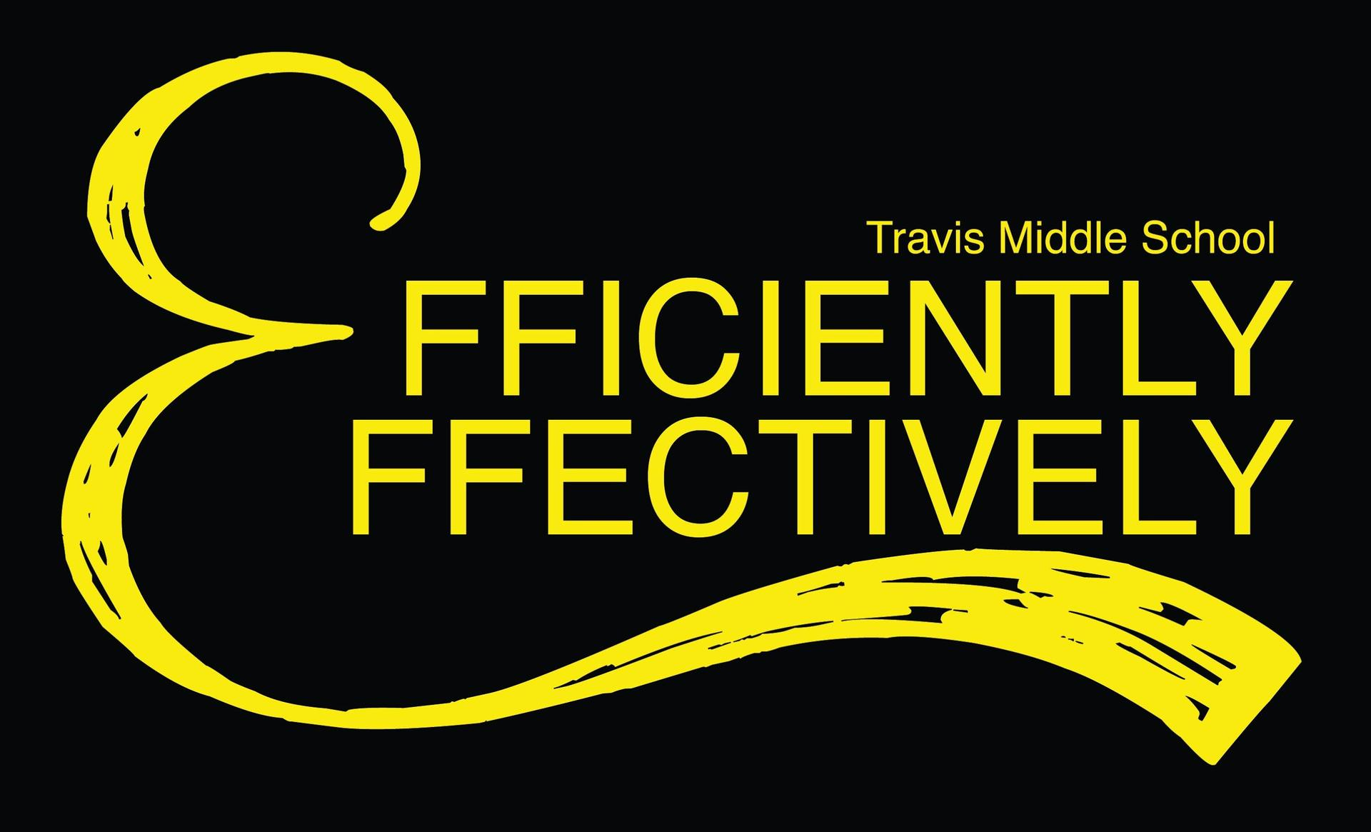 Efficiently and Effectively