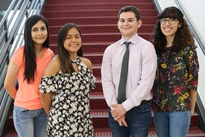 Mission High School AP Scholars