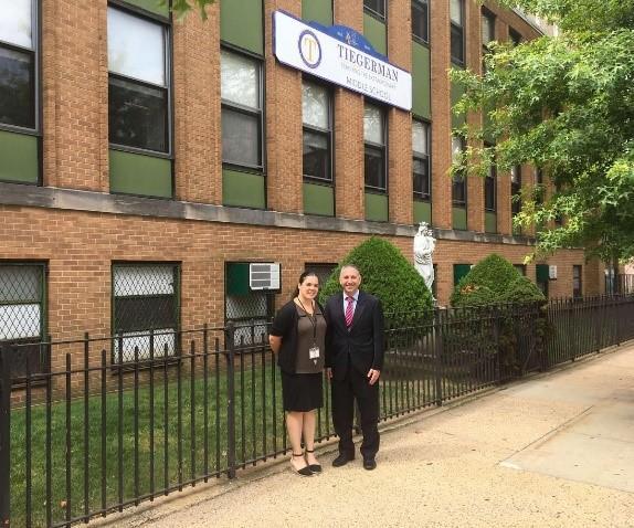 Tiegerman Opens New School  In Woodside Location Featured Photo