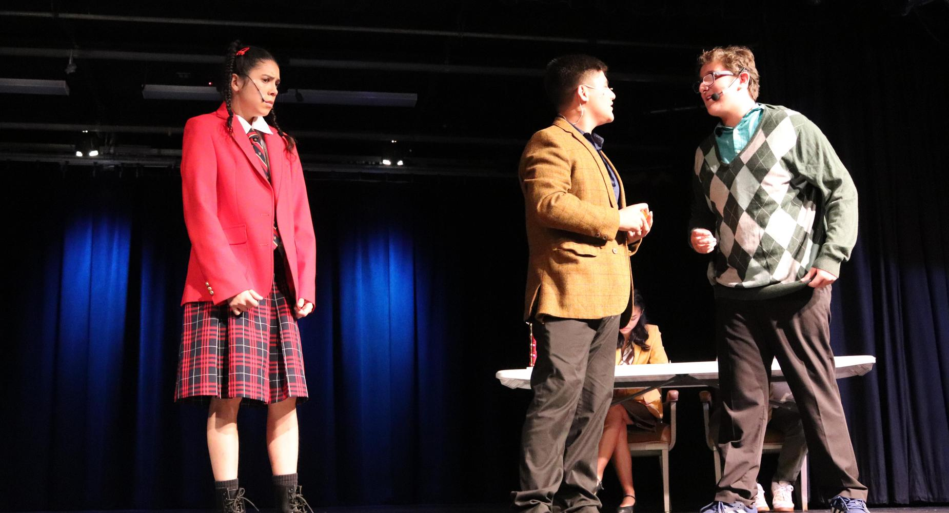 Fall Play: 25th Annual Putnam County Spelling Bee Pictures