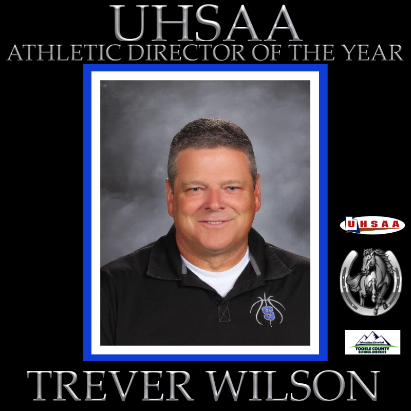 Wilson selected at UHSAA 2019 Athletic Director of the Year Thumbnail Image