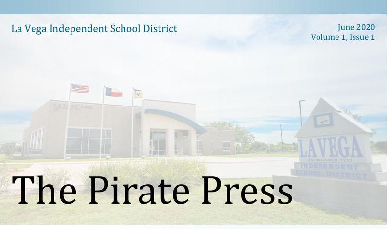 The Pirate Press - June 2020 Thumbnail Image