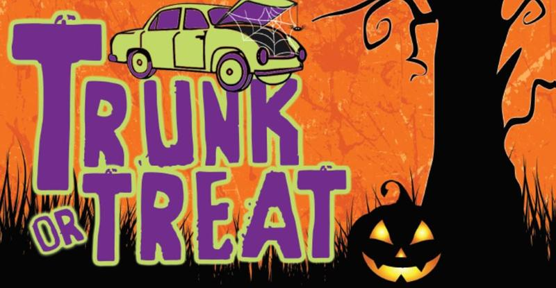 Fairmont's 2nd Annual Trunk-or-Treat on October 25