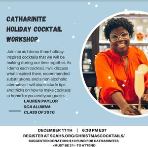 Catharinite Holiday Cocktail Workshop.JPG