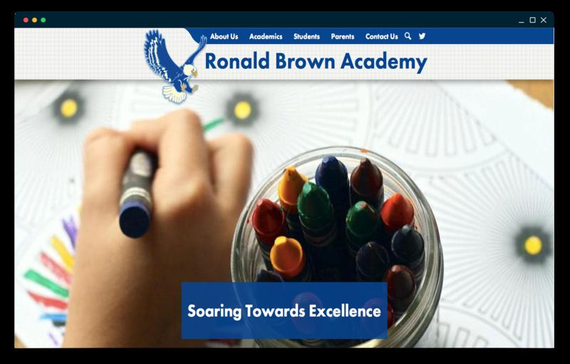 School Website Design of the Week: 11/15/18 Featured Photo
