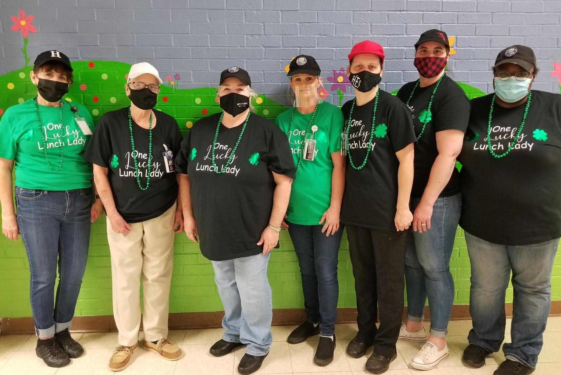 St. Patrick's Day @ Elementary