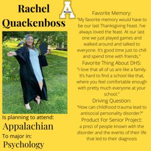 Rachel Quackenboss