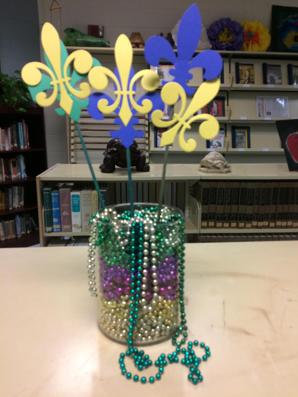 Beads in Jar