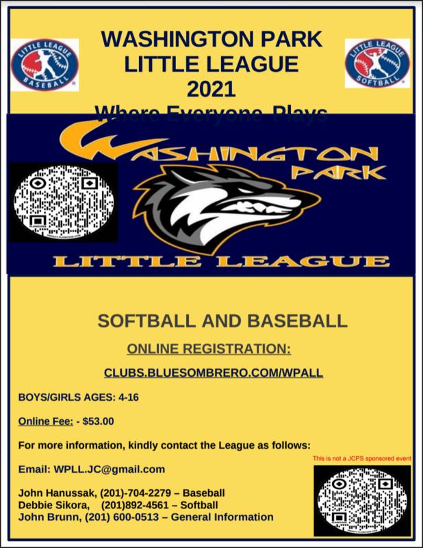Washington Park Little League