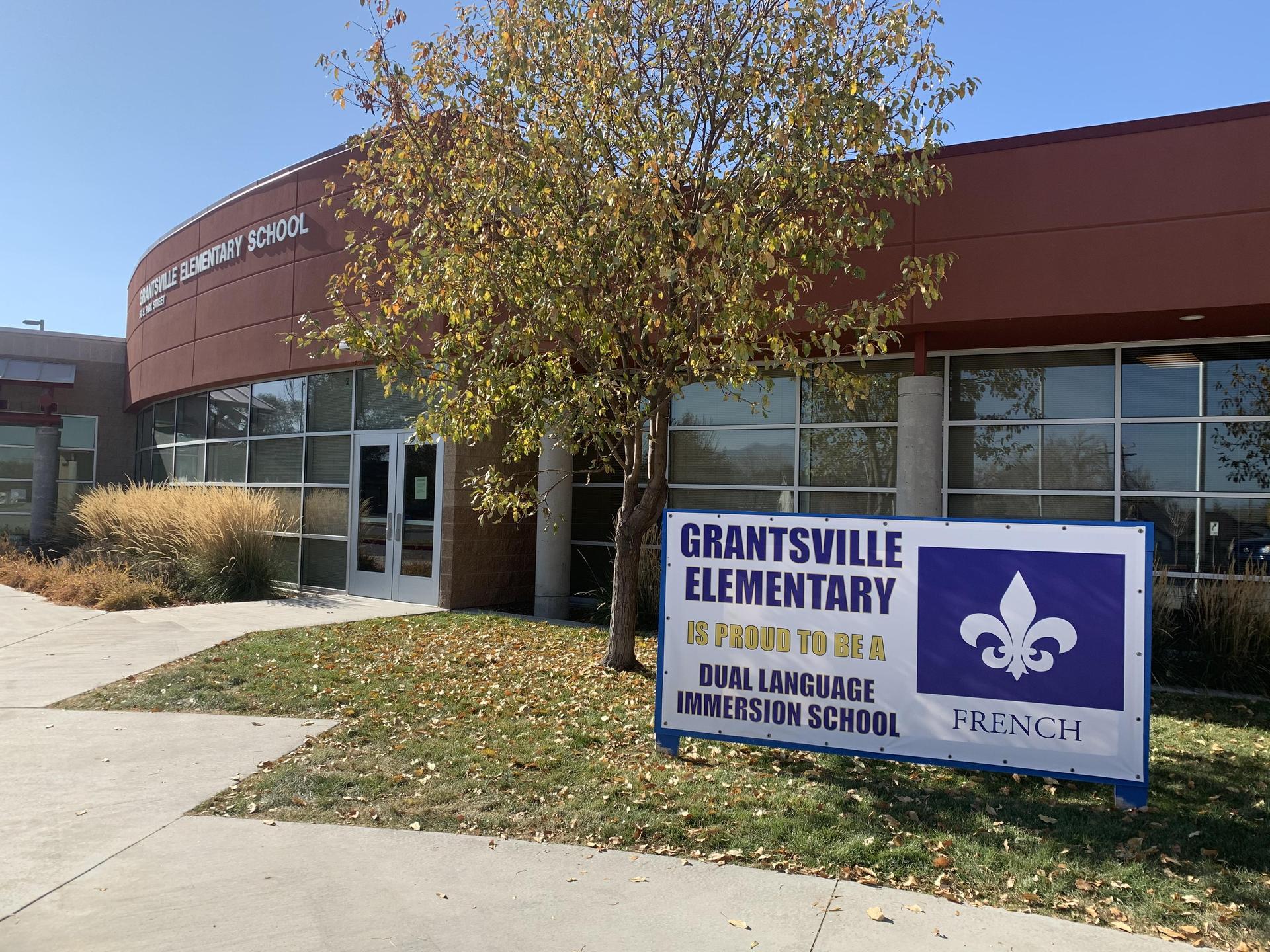 Grantsville Elementary French