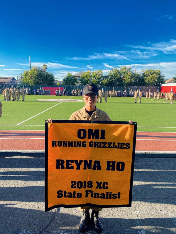 1st OMI Cadet to Achieve State Finalist Status in Any Sport Thumbnail Image