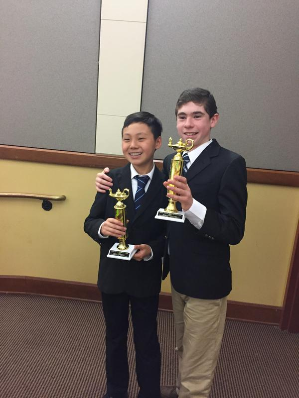 Essex County Gifted and Talented Forensic Competition Featured Photo