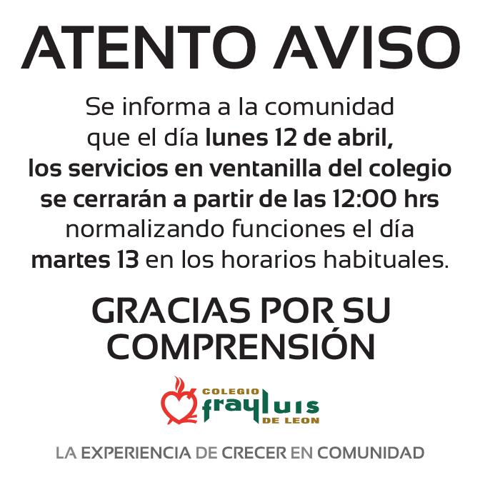 Atento Aviso Featured Photo