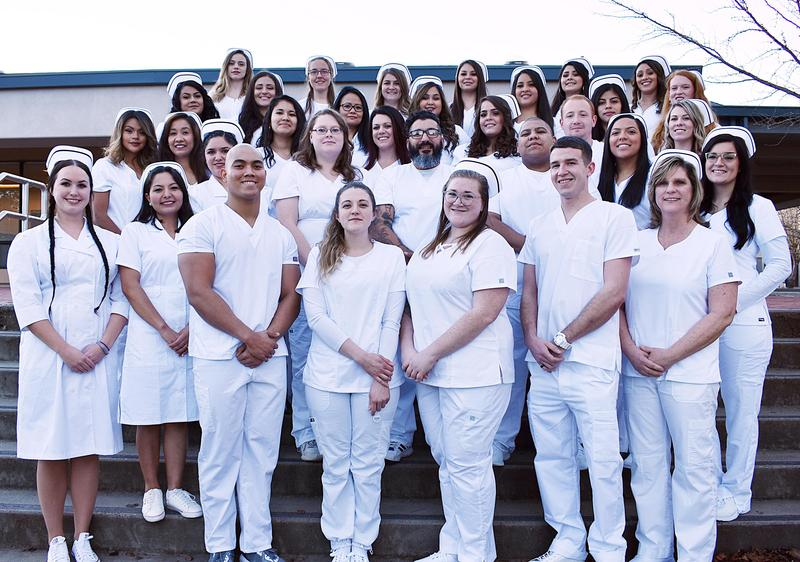 34 Graduate from Ukiah Adult School's Vocational Nursing Program Thumbnail Image