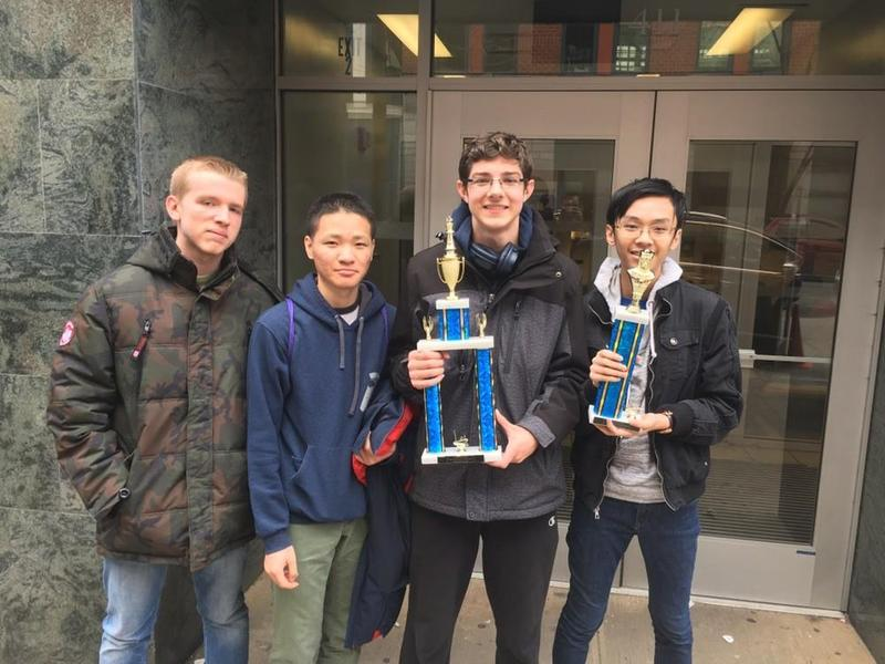 Maspeth High ArgoKnights Take First Place Featured Photo