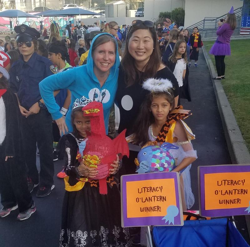 Literacy Lantern Winners! Featured Photo
