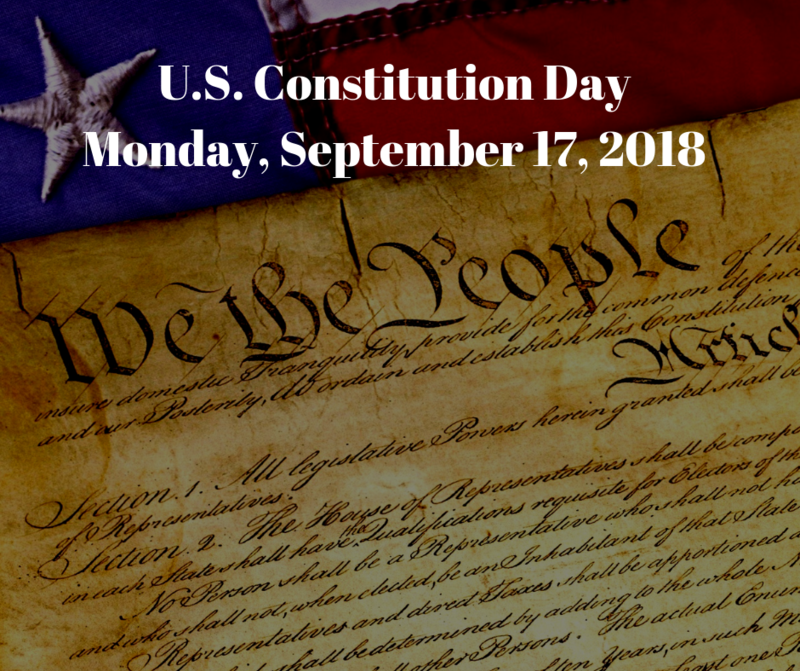 Constitution Day Thumbnail Image